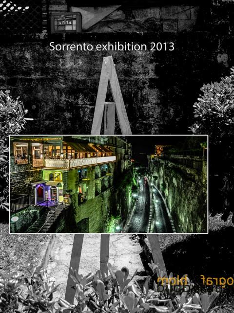 Sorrento exhibition