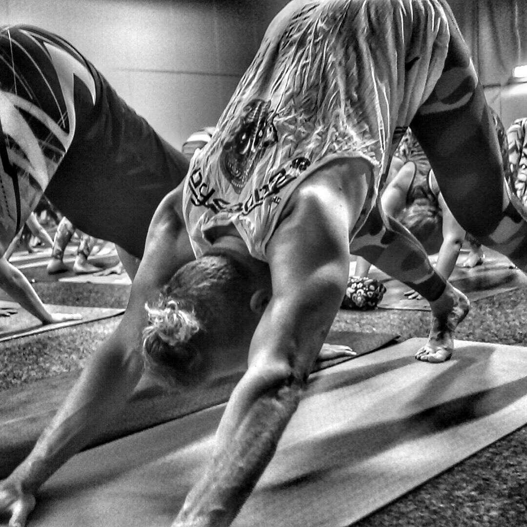 YogaGames – Göteborg 2016