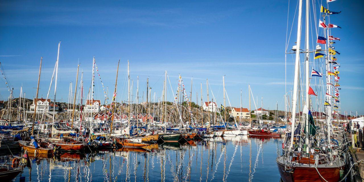 Finbesök och Träbåtsfestival