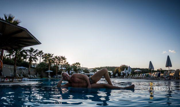 Yogavecka på Kreta