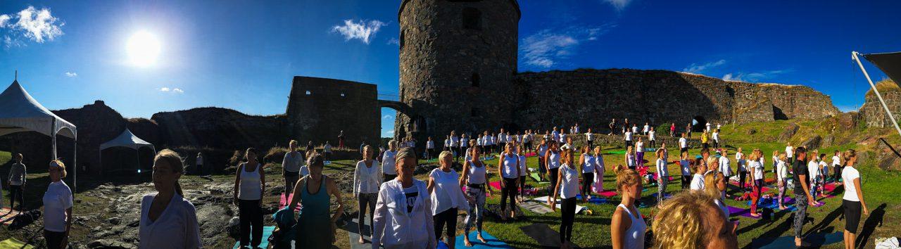 Internationella Yogadagen