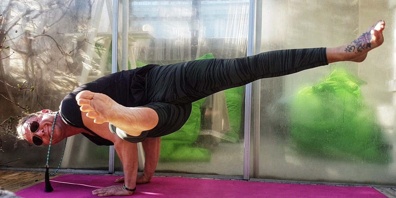 Mer yoga i min vardag!