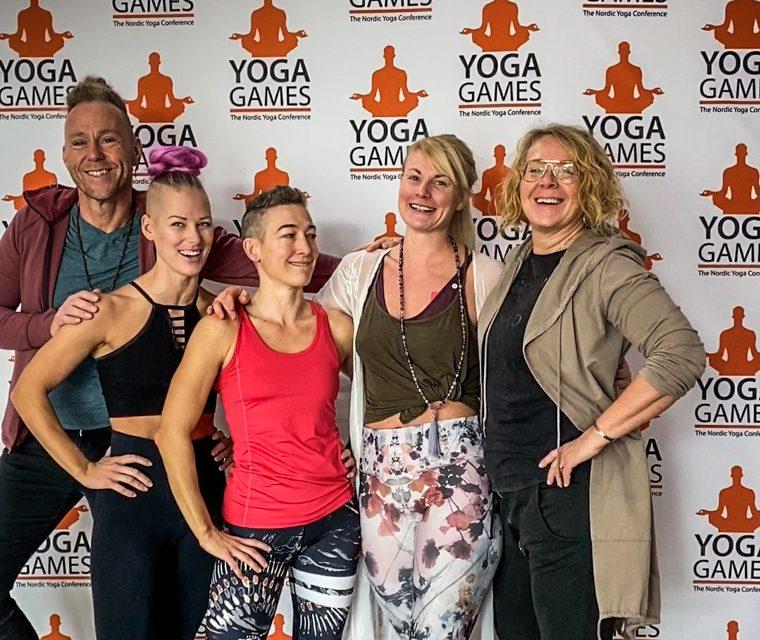 Yoga Games Malmö 2019